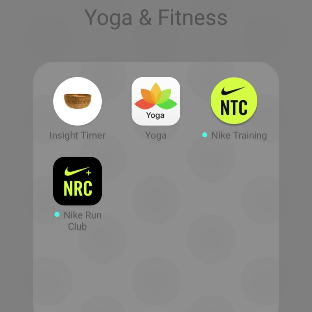 MES APPLICATIONS YOGA & FITNESS